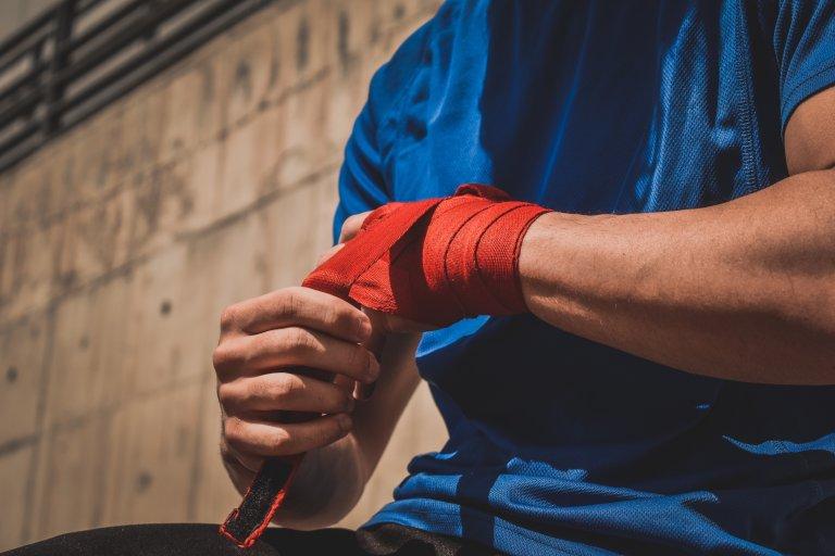 ボクシングバンテージ