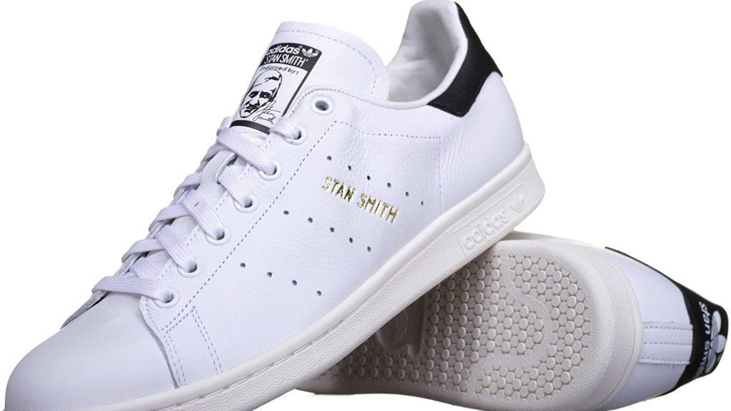 Adidasスタンスミスホワイト×ブラック