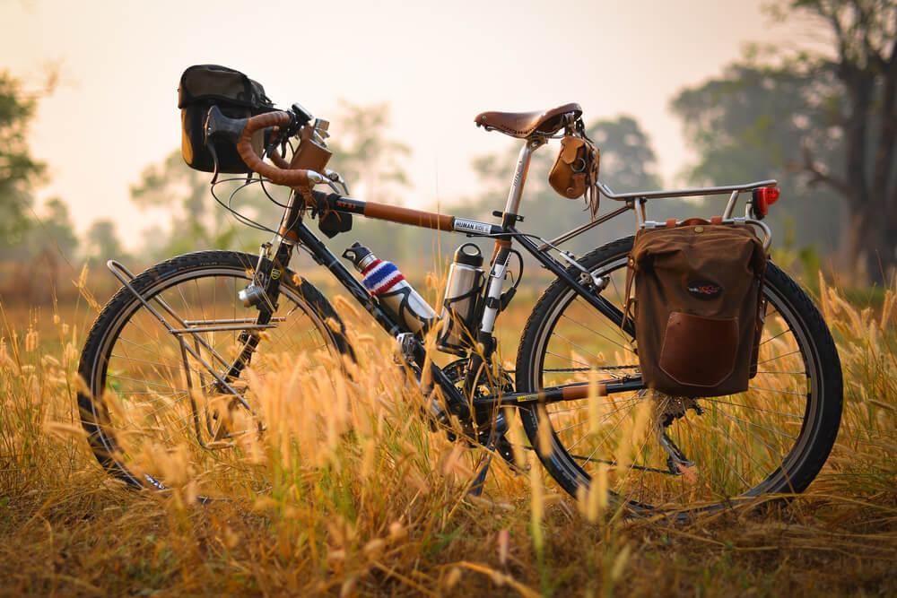 クロスバイク装備
