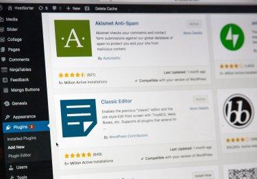 WordPressでブログを立上げた際に必ずインストールしておくべきプラグイン5選