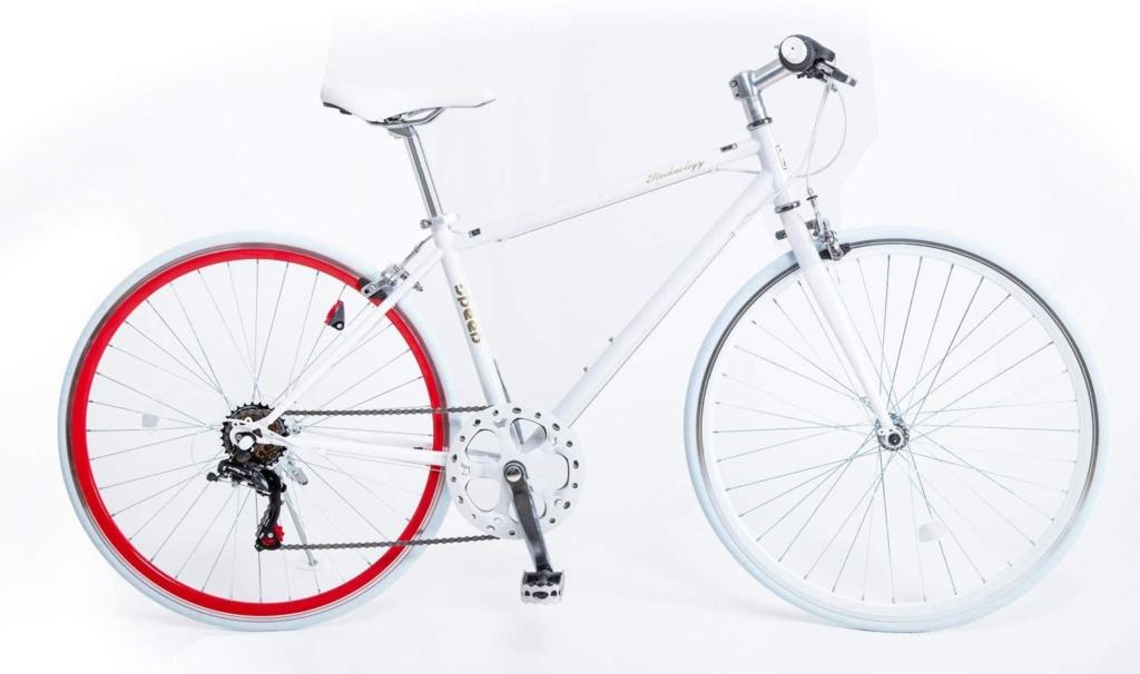 21Technology  クロスバイク