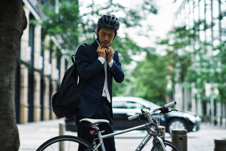 自転車通勤の距離サムネイル