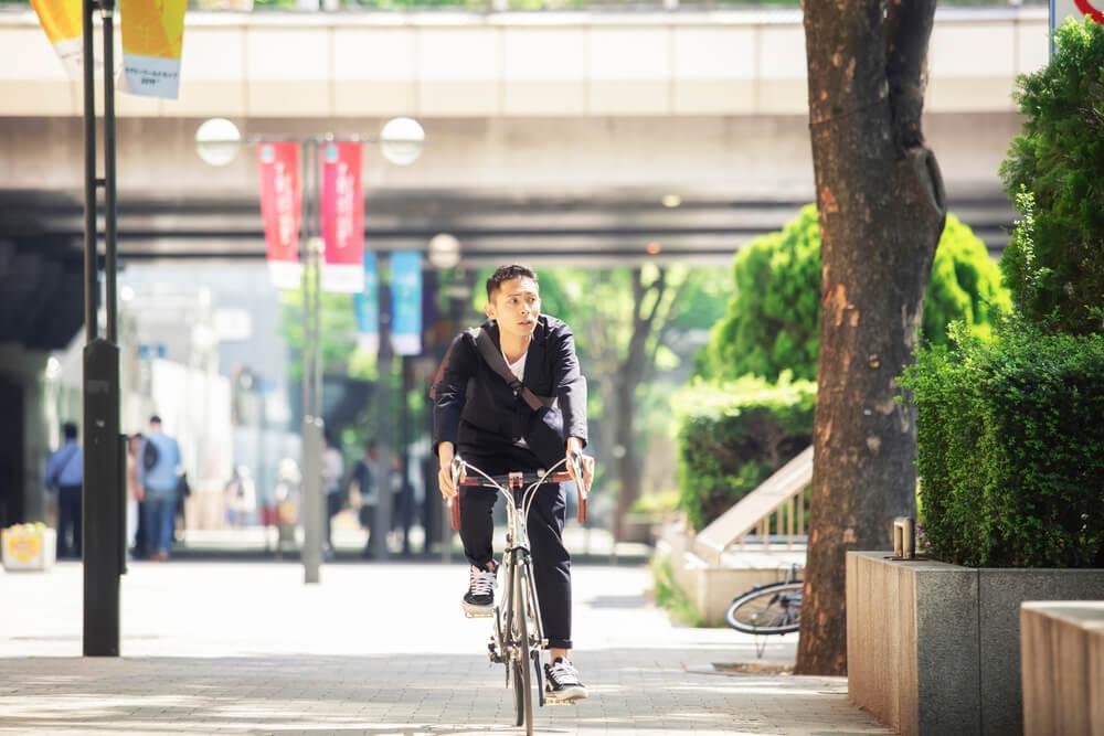 自転車通勤のメリットとデメリット