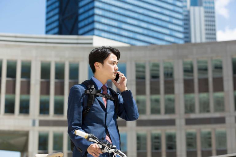自転車通勤のメリットとデメリットサムネイル