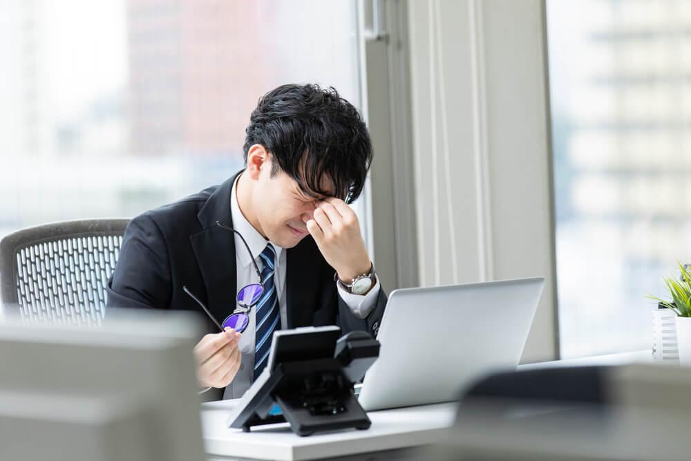 同僚からのストレス